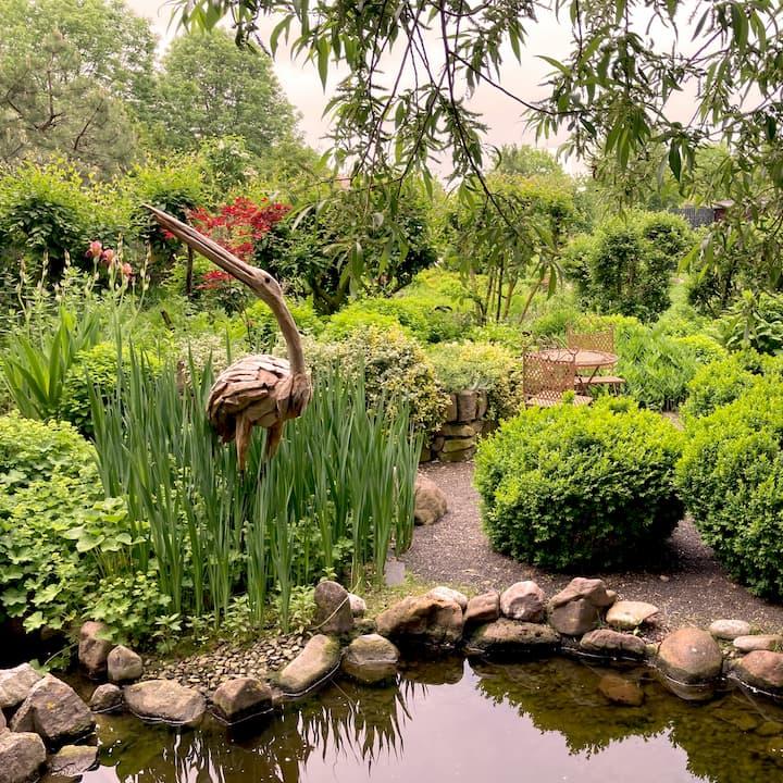 Landgarten Ohrdruf, Landen, Geschäft vor Ort, Kontakt, Produkt, Driftwood Holzskulpturen, Amphoren aus Griechenland, Dekoartikel, Gartenideen